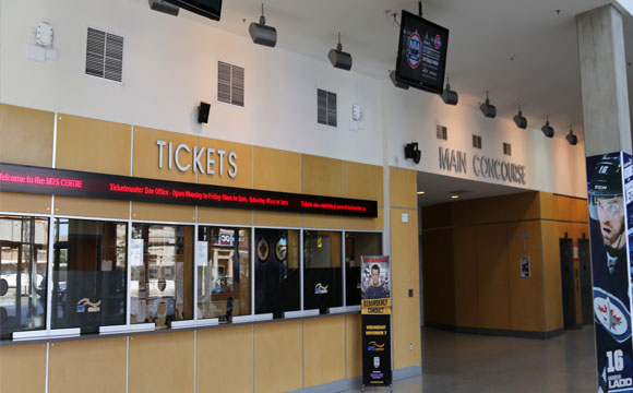 Box Office - MTS Centre