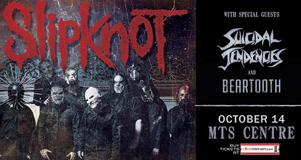 Slipknot Mts Centre