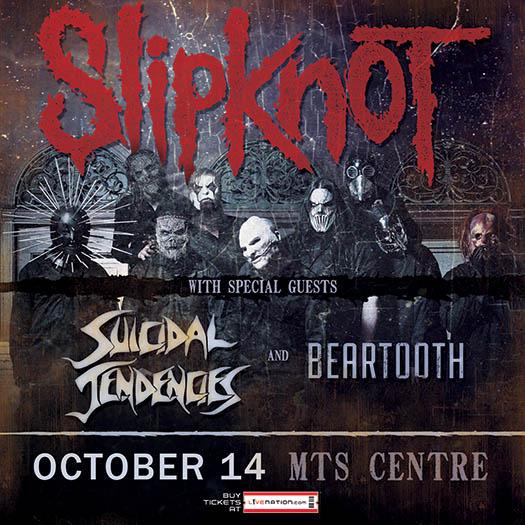 Slipknot Bell Mts Place
