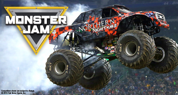 Monster Jam Bell Mts Place Bell Mts Place