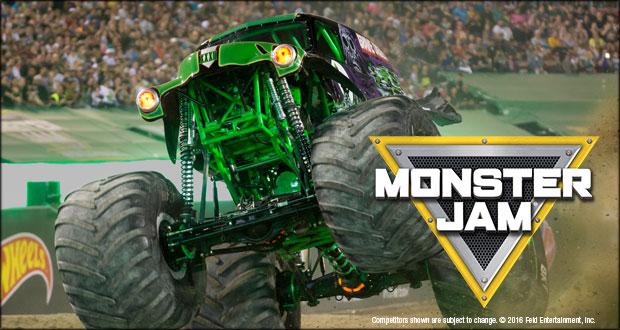 Monster Jam 28 29 Bell Mts Place