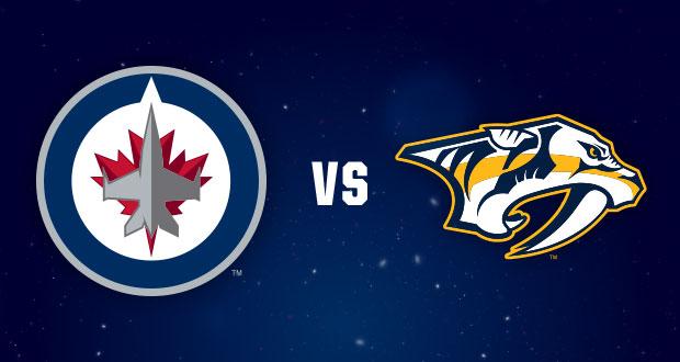 Jets vs. Predators - Bell MTS Place
