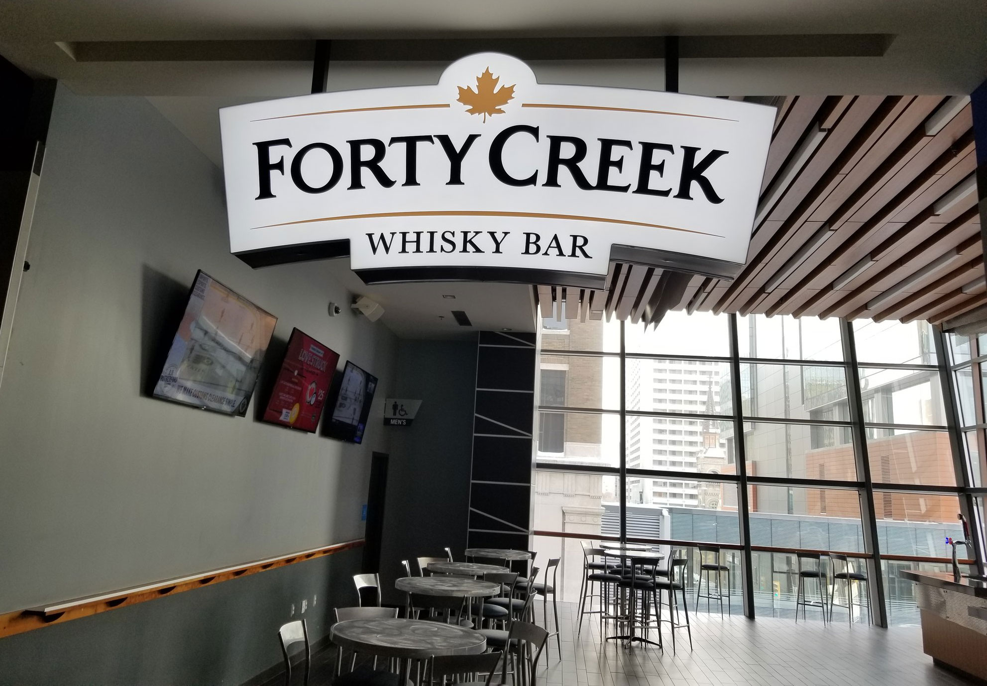 Forty Creek Whisky Bar