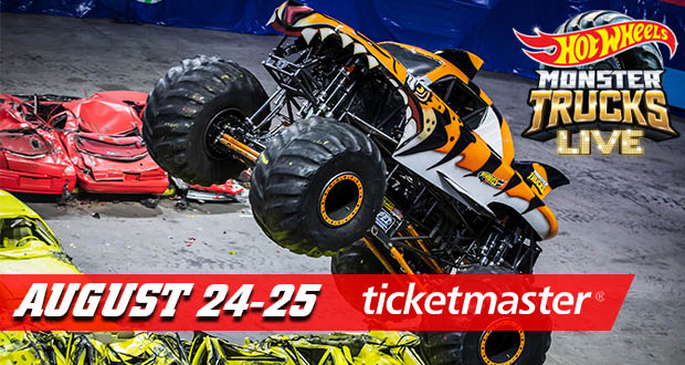 Hot Wheels Monster Trucks Live Bell Mts Place Bell Mts Place